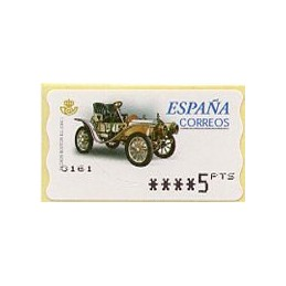 ESPAÑA (2001). 62. De Dion...