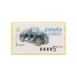 SPAIN (2001). 63. Humber...