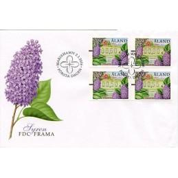 ALAND (2006). Lilac. Cover...