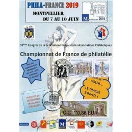 FRANCE (2019). 92e Congrès...
