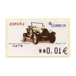 SPAIN (2003). 100. Berliet...