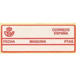 ESPAÑA (1981). Emisión...
