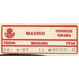 SPAIN (1982). Definitive...
