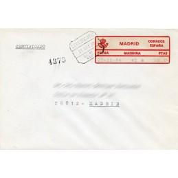 ESPAÑA (1982). Emisión...