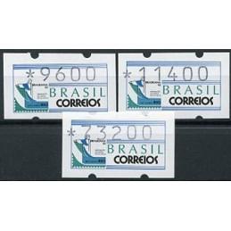 BRASIL (1993). Brasiliana...