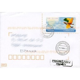BRASIL (2000). Ararajuba....