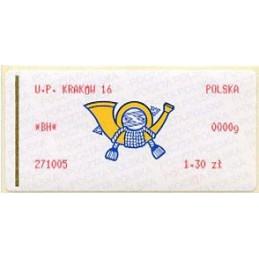 POLAND (2005). Emblem (1.1)...
