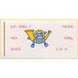 POLAND (2005). Emblem (1.2)...