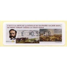 FRANCE (2009). Bataille de...