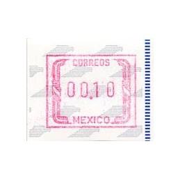 MEXICO (1996). Frama. Post...