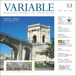 VARIABLE 53 - Julio 2019...