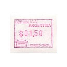 ARGENTINA (1999). Frama...