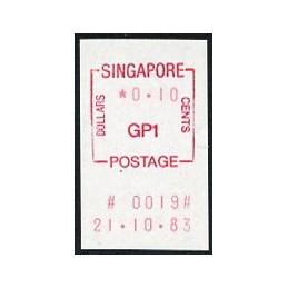 SINGAPORE (1983)....