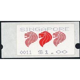 SINGAPORE (1989). National...