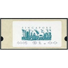 SINGAPORE (1994). Singapore...
