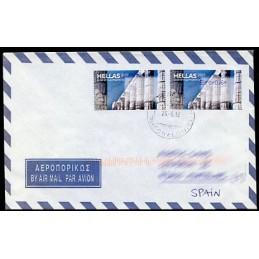 GREECE (2007). Greek temple...