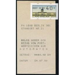 BERLIN (1987). Castle...