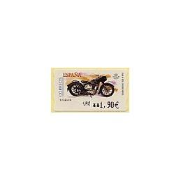 ESPAÑA. 86. Sanglas 3501. LF-5E. ATM nuevo (URG 1,90)