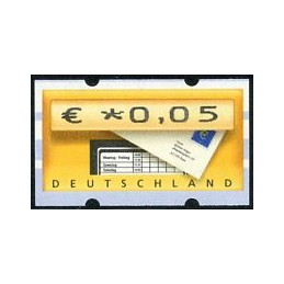GERMANY (2002). Letter box...