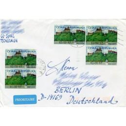 CZECH REPUBLIC (2000). Hrad...