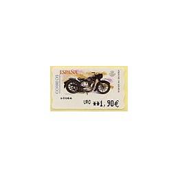 ESPAÑA. 86a. Sanglas 3501 - Corte inv. LF-5E. ATM-URG 1,9