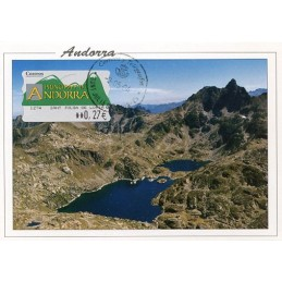 ANDORRA (2004). Green...