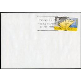 ANDORRA (1995). 09. Letter....