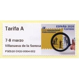 SPAIN (2020). 02. IX Feria...