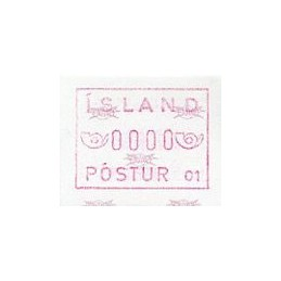 ICELAND (1983). Definitive...