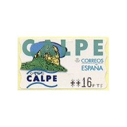 ESPAÑA (1999). 27. Calpe....