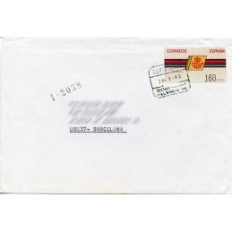 SPAIN (1992). 4.3.1. Postal...