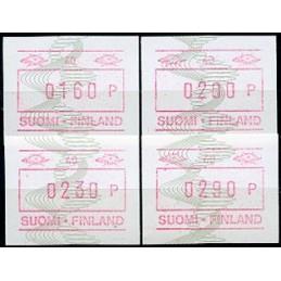 FINLANDIA (1993). Emisión...