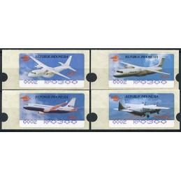 INDONESIA (1996). Aviones -...