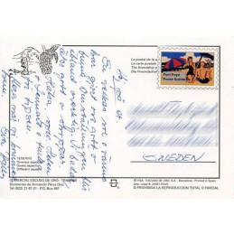 SPAIN (1995). Nordic Mail -...