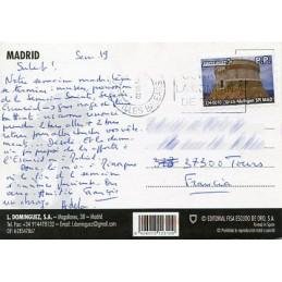 SPAIN (2013). SWISS POST -...
