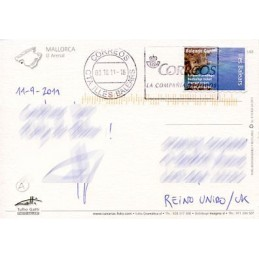SPAIN (2010). SWISS POST -...