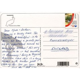ESPAÑA (2003). Global MAIL...