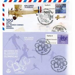 SPAIN (2020). 03. Airmail +...
