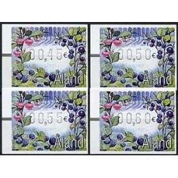 ALAND (2003). Berry. Set 4...
