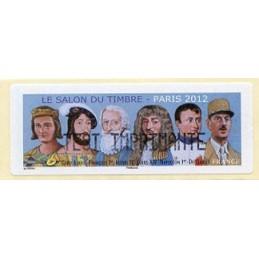 FRANCIA (2012). Le Salon du...