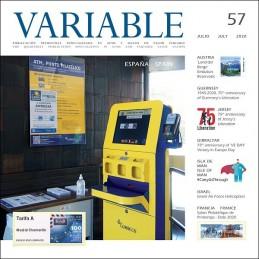 VARIABLE 57 - Julio 2020 (Leer nota acerca del envío gratis)