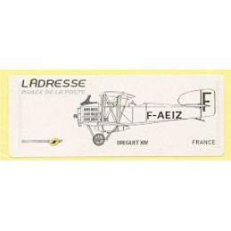 FRANCE (2010). L'ADRESSE...