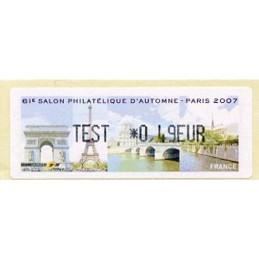 FRANCE (2007). 61e Salon...