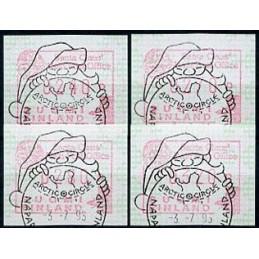 FINLANDIA (1995). Santa...