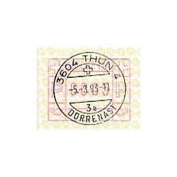SUIZA (1990). Emblema...