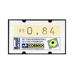 BRASIL (1994). 46a Feira...