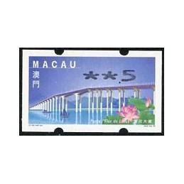 MACAU (1999). Bridge -...