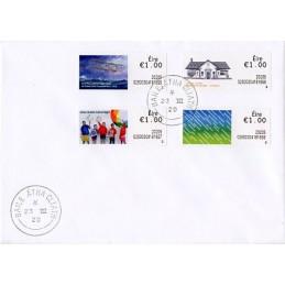 IRELAND (2020). Stamps...