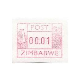 ZIMBABWE (1985). Ruins -...