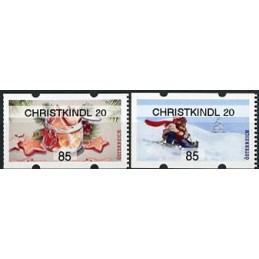 AUSTRIA (2020). Galletas de Navidad y paseo en trineo (Invierno 2020) - CHRISTKINDL 20. ATMs nuevos (85)